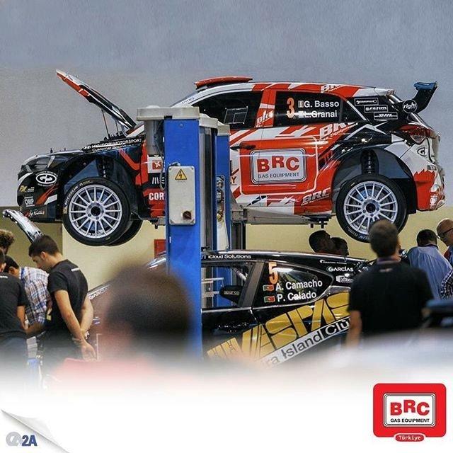 BRC, aracınızın...