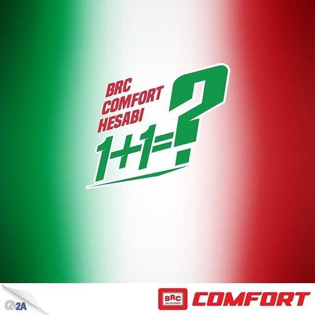 BRC Comfort hes...